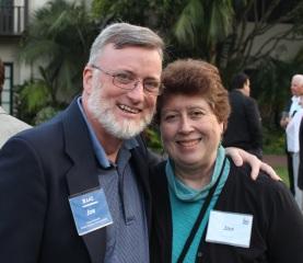 Jan & Joe in Santa Barbara April 2015